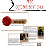 Free Reformation Biographical Cards