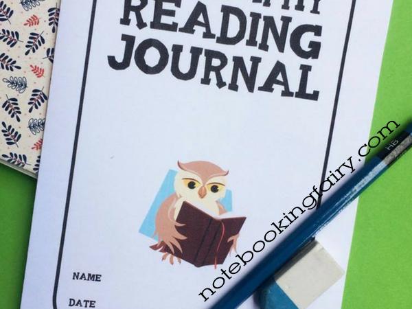 Free Printable Biography Reading Journal