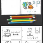 Free Blends Printable Coloring Book