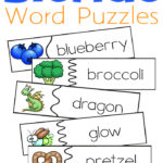 Free Blends Printable Puzzles