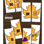 Fall Themed Beginning Blends