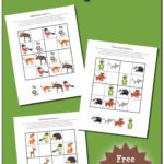 Free Forest Animals Sudoku