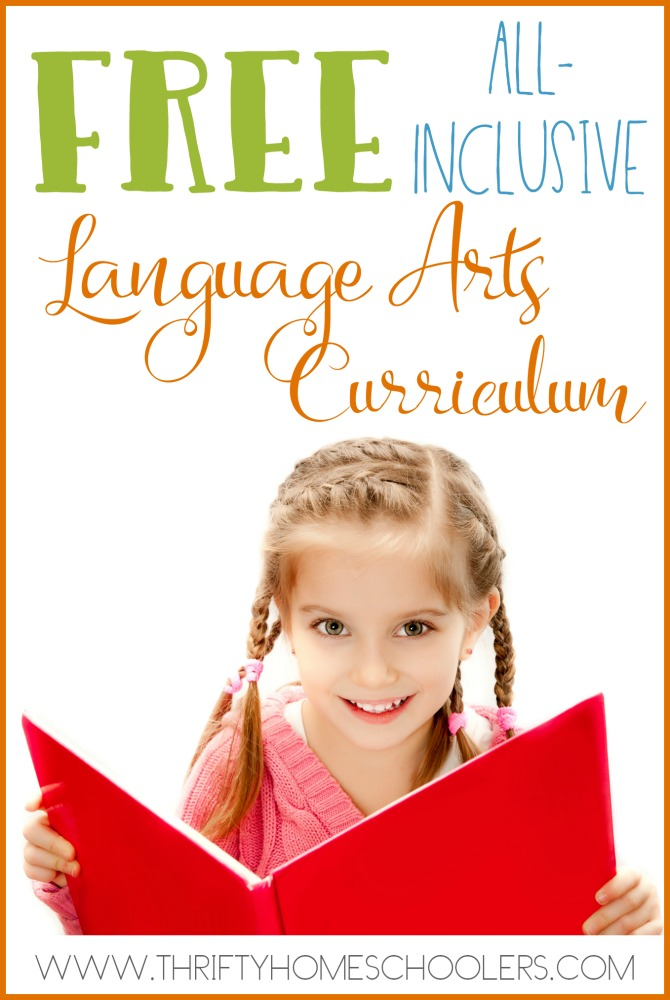 As Thrifty Homeschoolers, we are always looking for the best curriculum for our family for the best price! Here's a FREE Language Arts Curriculum to consider! :: www.thriftyhomeschoolers.com
