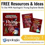 Apologia Zoology 1 Resources & Ideas
