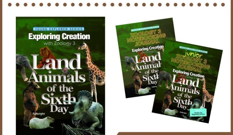 Resources & Ideas for Apologia's Zoology 3