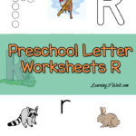 Free Letter R Worksheets
