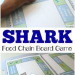 Shark Food Chain Game