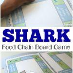 Shark Food Chain Game