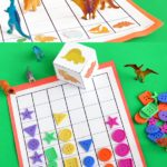 Free Dinosaur Graphing Activity