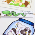 Free Mouse Counting Math Activity