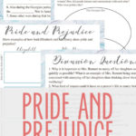 Free Pride & Prejudie Movie Study