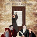 Free Reformation Day Copywork