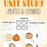 Pumpkin Unit Study – LIMITED TIME FREEBIE