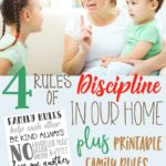 Free Printable Family Rules Poster