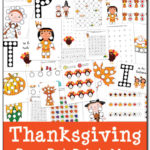 Free Thanksgiving Do-a-Dot Pages