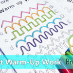 Free Alphabet Morning Warm-Ups