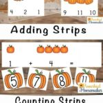 Free Counting Pumpkins Printable Pack