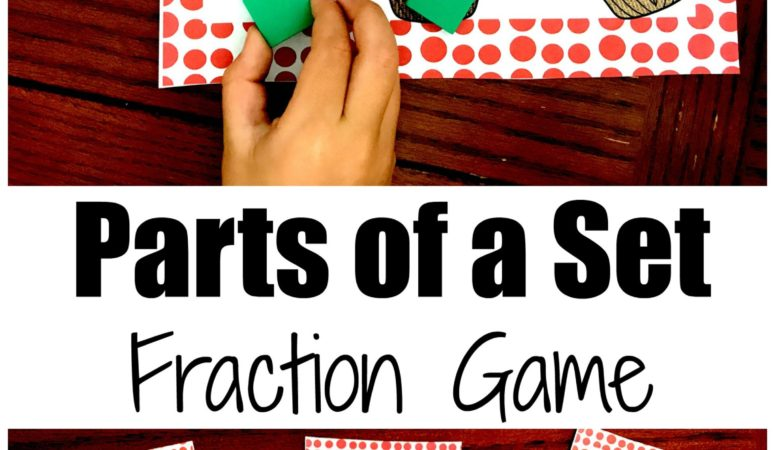Free Parts of a Set Fraction Game