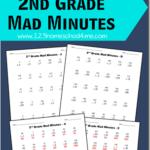 Free Math Worksheets (2nd grade)