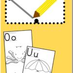 Free Alphabet Dot-to-Dot Worksheets