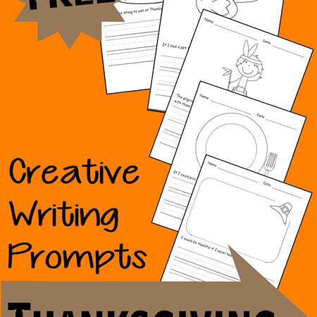 Free Thanksgiving Writing Prompts