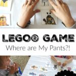 Free Where are my Pants? LEGO Game