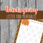 Free Thanksgiving Letter Finds