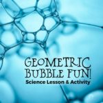 Free Bubble Science Activity Lesson & eBook