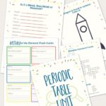 Free Periodic Table Unit Study