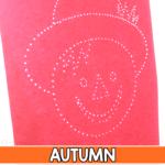 Free Autumn Poke Picture Printable Templates