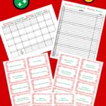 Free Month of Memories Calendar Printables