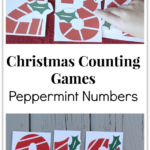 Free Printable Christmas Counting Games