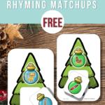 Christmas Rhyming Matchups