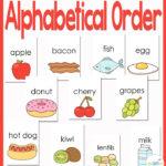 "Free Alphabetical Order ""War"" Card Game"