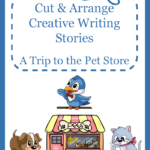 Free Cut & Arrange Creative Writing