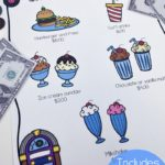 Free Silver Dollar Diner Money Pack