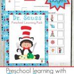 Dr Seuss Preschool Learning Pack