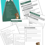 Ralph Waldo Emerson Fable Poem Study Freebie