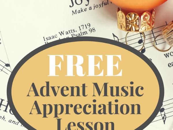Advent Music Lesson – SQUILT Freebie