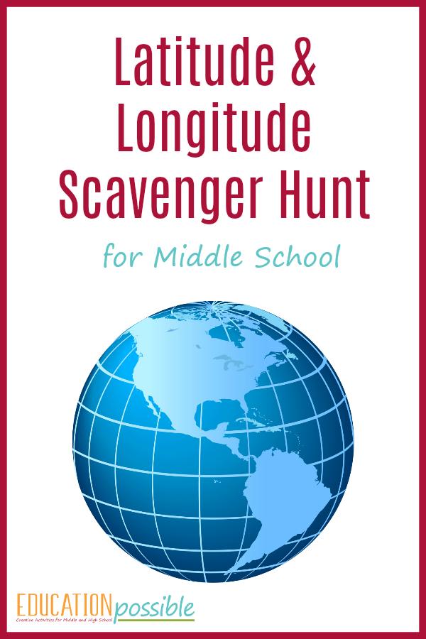 Free longitude latitude scavenger hunt gumiabroncs Gallery