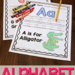 Free Letter Practice Pages