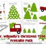 Free Mr. Willowby's Christmas Tree Printable Pack