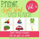 Free Primer Sight Readers – Vol 4