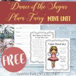 Free Dance of the Sugar Plum Mini Unit