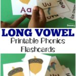 Free Long Vowel Flashcards