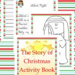 Free Story of Christmas Printable Pack