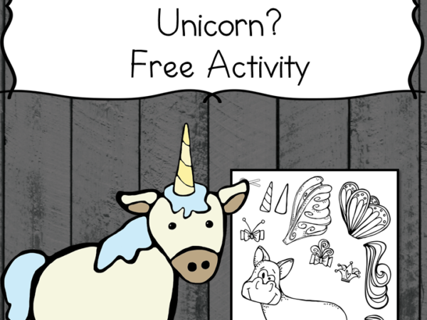 Free Do You Want to Make a Unicorn Activity