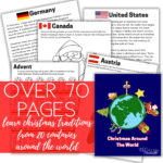 Christmas Around the World Advent Study Giveaway (Ends 11.23.17)