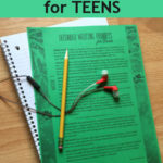 Free Teen Writing Prompts for December