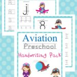 Free Aviation PreK Pack